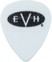 Evh Evh Signature Picks, White/black, 1.00 Mm, 6
