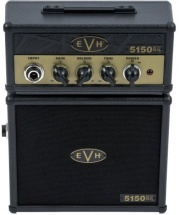 Evh 5150iii El34 Micro Stack Black And Gold