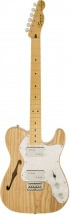 Squier By Fender Vintage Modified 72 Thinline Natural
