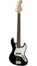 Squier By Fender Jazz Bass V Black