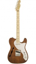 Squier By Fender Classic Vibe Telecaster Thinline Natural