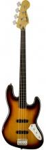 Squier By Fender Vintage Modified Jazz Bass Fretless Ebonol Fingerboard 3-color Sunburst