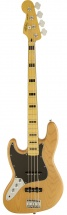 Squier By Fender Jazz Bass 70s Left-handed Vintage Modified Series Naturel
