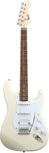 Squier By Fender Affinity Bullet Strat Hss - Arctic White