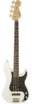 Squier By Fender Affinity Precision Bass Pj Olympic White