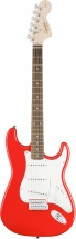 Squier By Fender Affinity Series Stratocaster Race Red