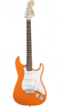 Squier By Fender Affinity Series Stratocaster Competition Orange