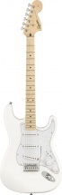 Squier By Fender Affinity Series Stratocaster Fsr Mn Olympic White