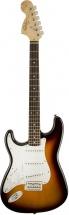 Squier By Fender Stratocaster Touche Palissandre Brown Sunburst