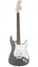 Squier By Fender Affinity Series Stratocaster Hss Slick Silver