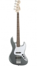 Squier By Fender Affinity Jazz Bass Slick Silver