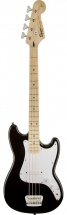 Squier By Fender Bronco Bass Black