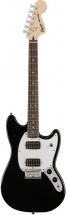 Squier By Fender Bullet Mustang Hh Rw Black