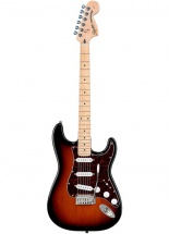 Squier By Fender Stratocaster Touche Erable Antique Burst