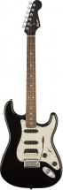 Squier By Fender Contemporary Stratocaster Hss Rosewood Fingerboard Black Metallic