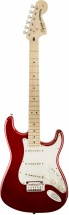 Squier By Fender Stratocaster Touche Erable Candy Apple Red