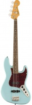 Squier By Fender Classic Vibe \'60s Jazz Bass Daphne Blue