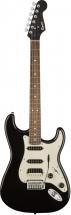 Squier By Fender Contemporary Stratocaster Hss Black Metallic