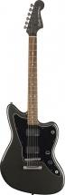 Squier By Fender Contemporary Active Jazzmaster Hh St Laurel Fingerboard Graphite Metallic