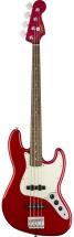 Squier By Fender Contemporary Jazz Bass Laurel Fingerboard Dark Metallic Red