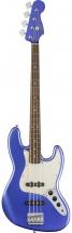 Squier By Fender Contemporary Jazz Bass Laurel Fingerboard Ocean Blue Metallic