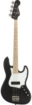 Squier By Fender Contemporary Active Jazz Bass Hh Maple Fingerboard Flat Black