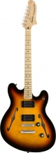 Squier By Fender Affinity Series Starcaster Mn 3-color Sunburst