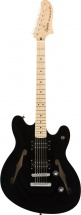 Squier By Fender Affinity Series Starcaster Mn Black