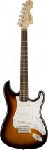 Squier By Fender Stratocaster Brown Sunburst Affinity