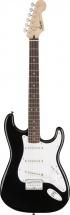 Squier By Fender Bullet Stratocaster Hard Tail Laurel Fingerboard Black