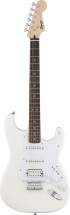 Squier By Fender Bullet Stratocaster Hss Hard Tail Laurel Fingerboard Arctic White
