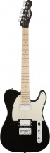 Squier By Fender Contemporary Telecaster Hh Mn Black Metallic