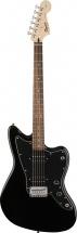 Squier By Fender Affinity Series Jazzmaster Hh Laurel Fingerboard Black
