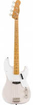 Squier By Fender Classic Vibe \'50s Precision Bass Mn White Blonde