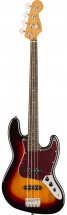 Squier By Fender Classic Vibe \'60s Jazz Bass 3-color Sunburst