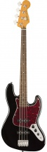 Squier By Fender Classic Vibe \'60s Jazz Bass Black