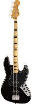 Squier By Fender Classic Vibe \'70s Jazz Bass Mn Black