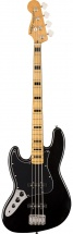 Squier By Fender Classic Vibe \'70s Jazz Bass Lh Mn Black