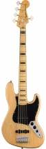 Squier By Fender Classic Vibe \'70s Jazz Bass V Mn Natural