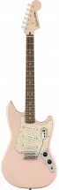 Squier By Fender Paranormal Cyclone Laurel Fingerboard Shell Pink