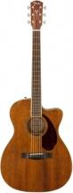 Fender Paramount Pm-3 Triple-0 Cw All Mahogany Natural