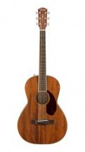Fender Paramount Pm-2 Parlor All Mahogany Natural