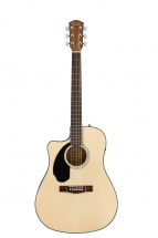 Fender Gaucher Cd-60sce Natural