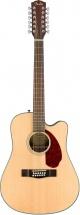 Fender Cd-140sce-12 Natural