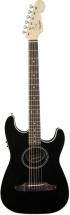 Fender Standard Stratacousticblack