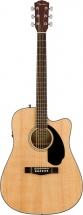 Fender Cd-60sce Natural Wn