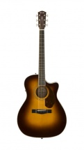 Fender Pm-4ce Auditorium Limited Ovankgol Fingerboard Vintage Sunburst W/case