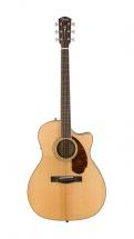 Fender Pm-4ce Auditorium Limited Ovangkol Fingerboard Natural W/case