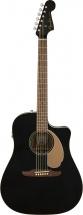 Fender Redondo Player Walnut Fingerboard Jetty Black