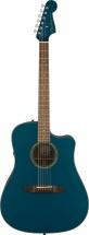 Fender Redondo Classic Pau Ferro Fingerboard Cosmic Turquoise W/bag